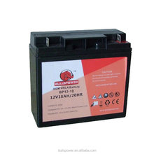 12v 17ah ups batteries 12v 18ah /dry battery for ups 12v