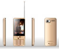 New Product Wholesale 2.8inch Screen GSM Feature China Mobile Phone