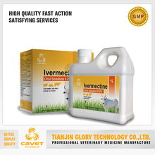 Veterinary medicine Ivermectin Oral Solution 0.2% for sheep and pig