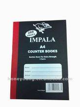 counter book