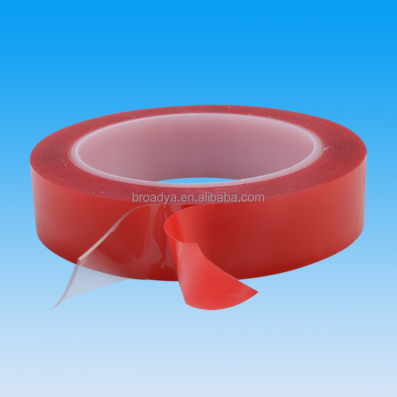 double sided acrylic foma waterproof adhesive tape clear