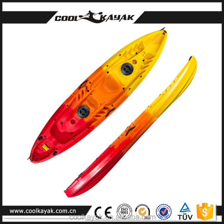 Sale kayak 2 1 seater sit on top fishing boat buy sale for Two seater fishing kayak