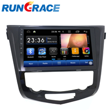 RUNGRACE china wholesale 10.1 inch for Xtrail Qashqai 2din android car radio
