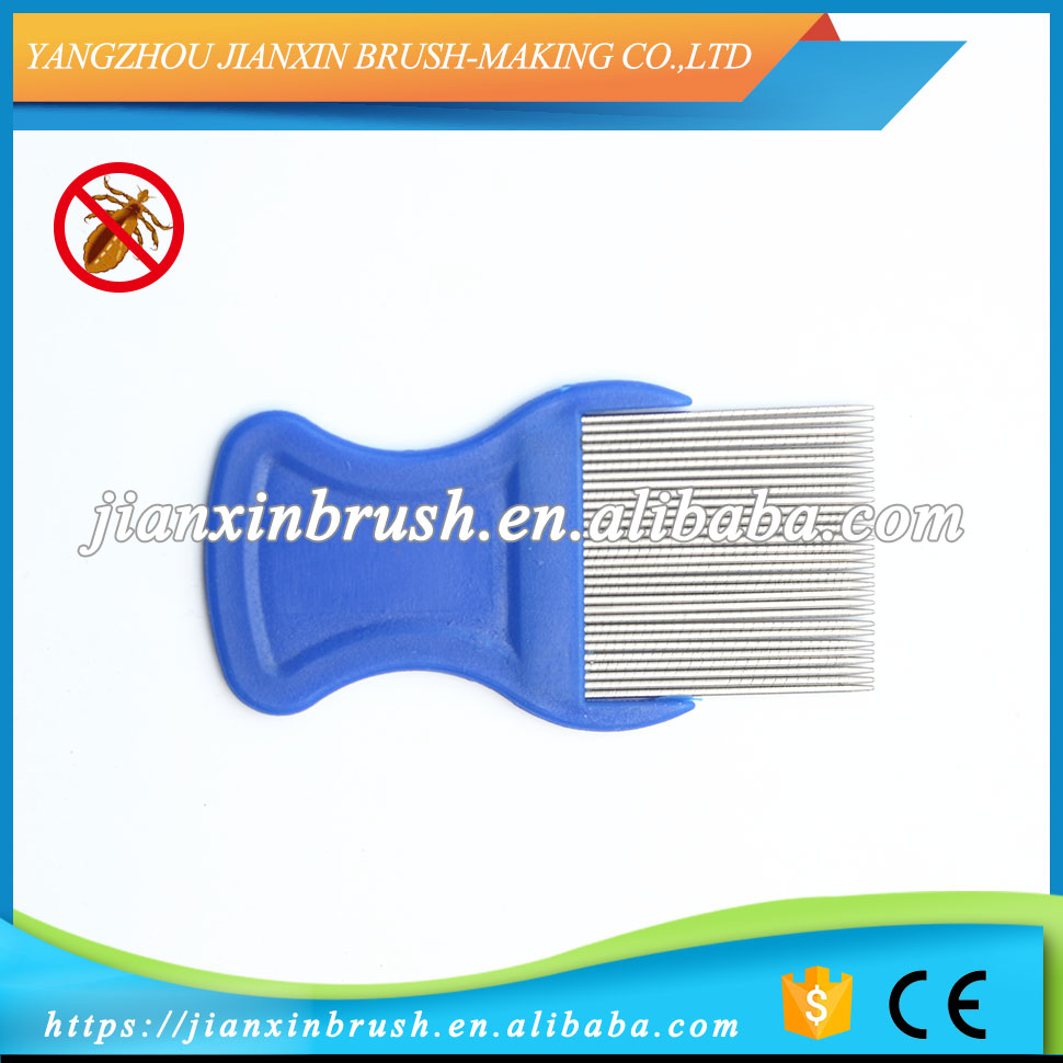 Effective removal of head lice comb nit comb
