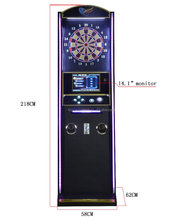 Coin Operated Dart Boards Machine for Arcade 2017