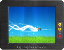 Industrial Touch Panel PC 10.4 Inch (PPC-104C)