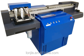 New Product high speed best price Double Head UV Printer Machine for finger spinner Made in China