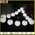 wedding light decoration / party/ nightclub design DMX LED balls with color changing
