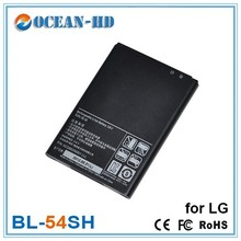 OEM Top Quality Battery BL-54SH For LG Optimus F7 LG870/ US780/ L90 D405N LIII Neuf for lg mobile phone battery