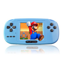portable 2.5'' 8 bit handheld pvp video retro game console