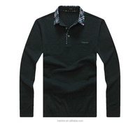 Raidyboer branded mens fake shirts collar woolen polo sweater