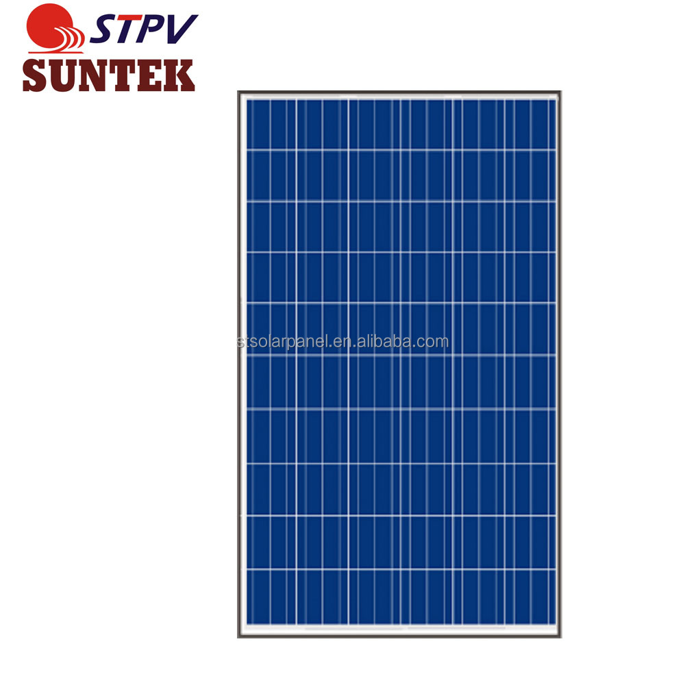250w solar modules pv panel with good price 24v solar panel poly