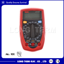 Customized unit multimeter,digital multimeter manual