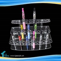 China Wholesale Acrylic Electronic Cigarette Display Cases