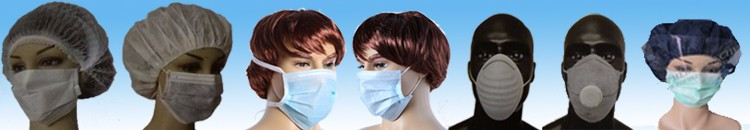 Disposable activated carbon face mask, 4 Layer dust protective anti pollution mask
