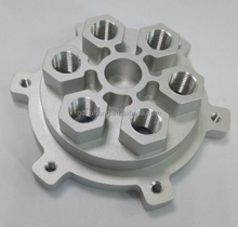 Five axis CNC processing radiator, communication medical auto parts