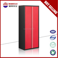 vertical steel storage wardrobe garage metal locker small clothes closet