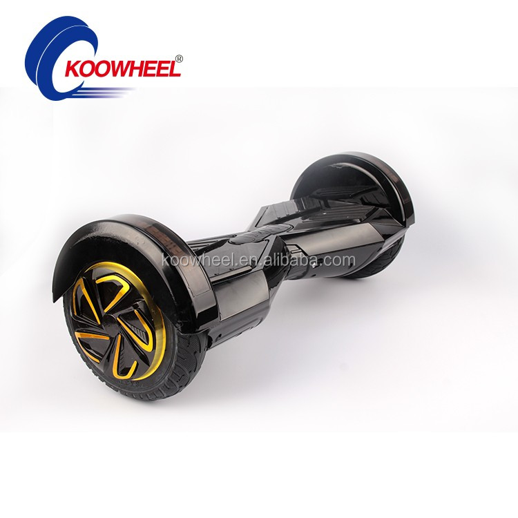 2 wheel hoverboard electric scooters with led/bluetooth from EU warehouse