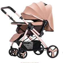 Dual-Directional Baby stroller for Parents