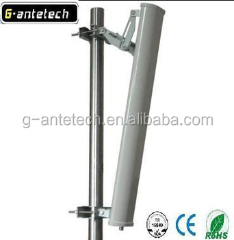 high quality 4G LTE panel 698~2700Mhz 14dBi N-Female connector Antenna