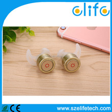 2017 best selling consumer electronics,True stereo wireless earbuds for hiphone7