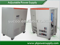 24V1000A high frequency transformers & rectifier filter dc power supply