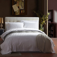 Wholesale 400 Thread Count 100% cotton fabric painting designs bed sheet sets