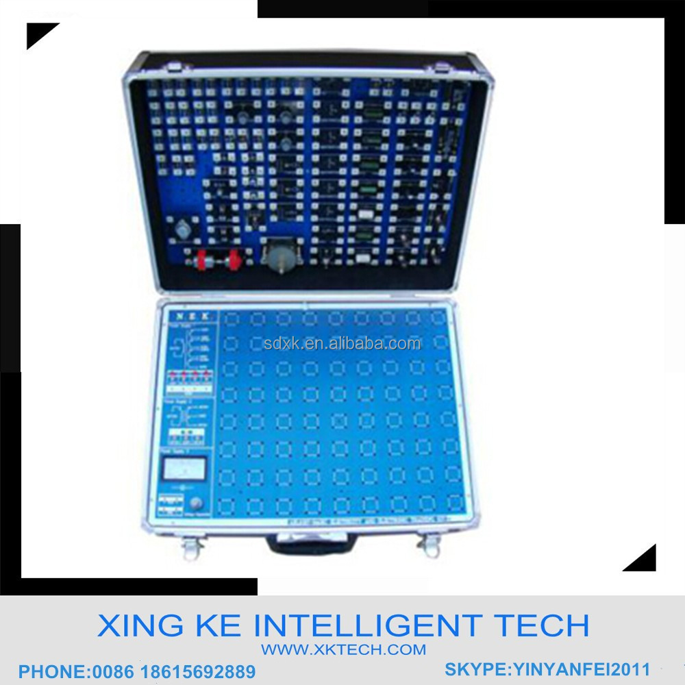 Educational electronics kit Lab equipment Engineering teaching equipment XK-MSE1 Electronics Technology School Kits