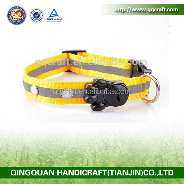 wholesale from China dog leash with flashlight & high-end dog harness & leather head harness