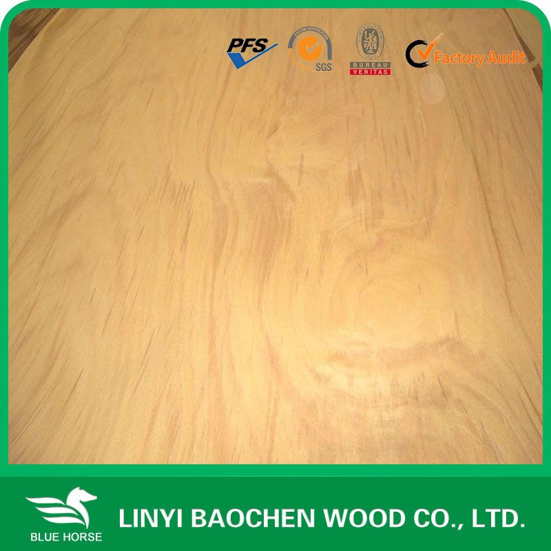 0.60mm Fancy Africa Mersawa Sheet Veneer for Panel, Plywood and MDF Board