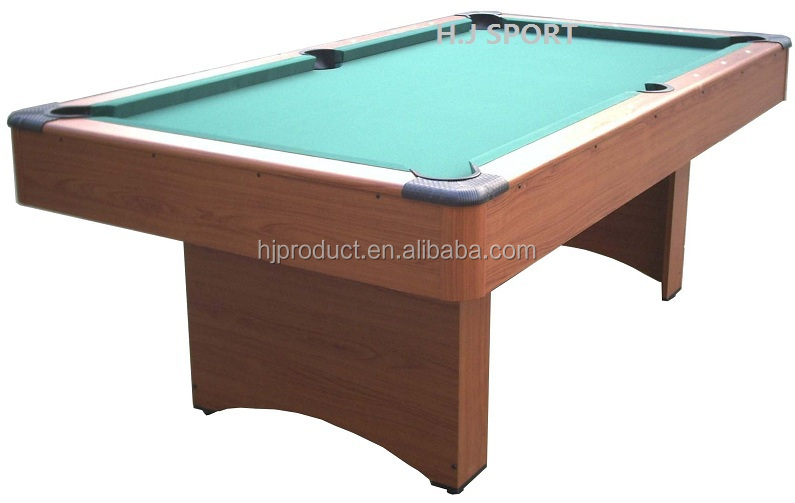 7ft 8ft 9ft 3 cushion billiard table for sale