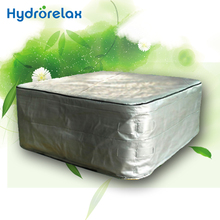 Customize UV Prevent Hot Tub Plastic Cover cap Bathtub Cover