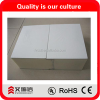 2016 New green PU cold room sandwich panels