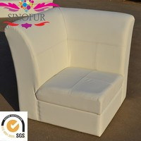 Hot sale leder sofa