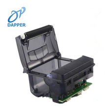58mm Panel Thermal Printer with Front Panel Make Paper Replacement Easily DP-Q58A