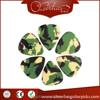 Different Colors and Size Blank Celluloid Guitar Picks