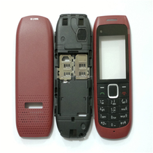 China Supplier For Nokia C1-00 LCD Screen Front Housing Cover