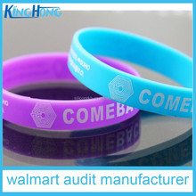 China manufacturer alibaba express silicone rubber energy bracelet wristband