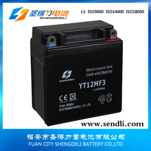 12v3ah lead acid battery for suzuki motorcycleparts