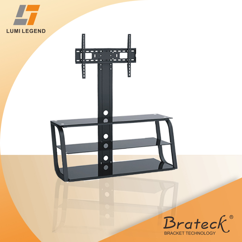 Led tv stand furniture with bracket