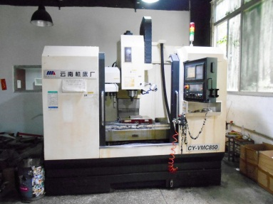 CNC Milling (Molds Making)