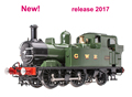 G1: 14xx, 1:32 Live Steam Locomotive