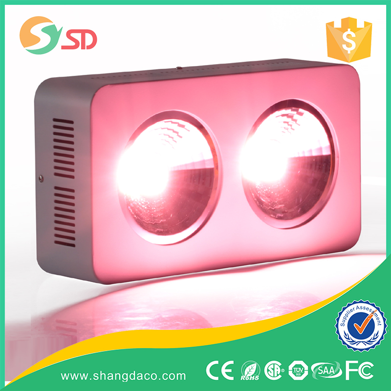High power 400W dimmable led plant growth light, veg bloom/flowering led grow light full spectrum for medical plants