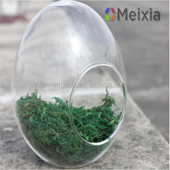 MX130000-05 Plant Holder Decorative Artifical Moss for Home Decor Wholesale
