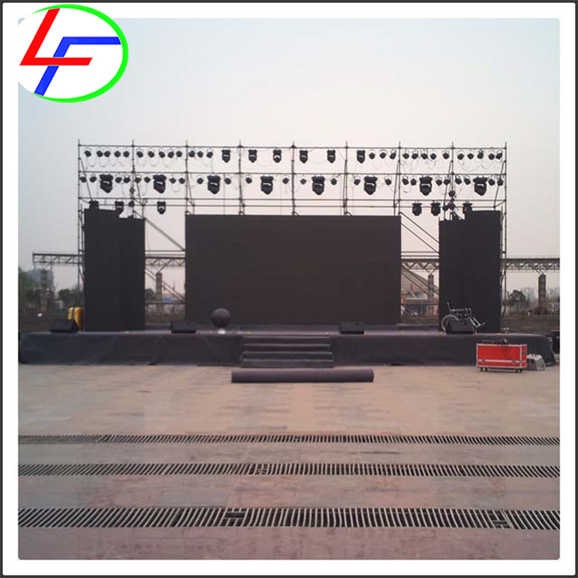 p3mm pixel pitch led display P6 Outdoor Advertising Module
