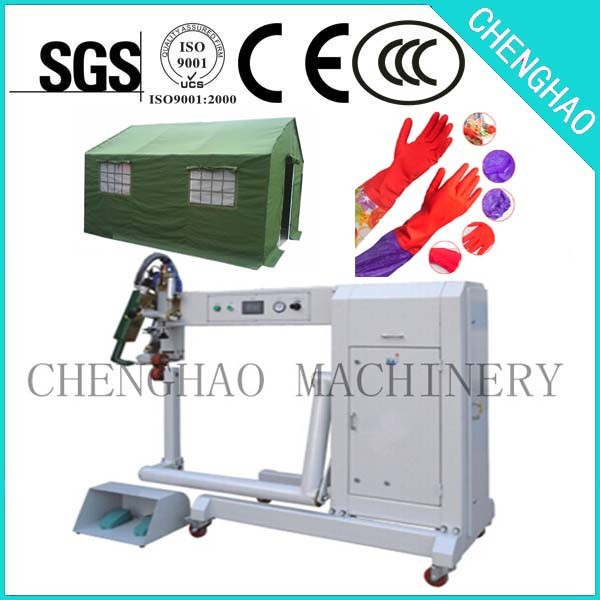 Good quality Hot air welding machine to inflate balloons price