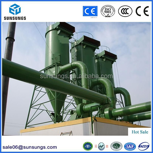 cyclone filter/dust cyclone separator/cyclone dust extractor
