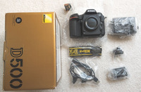 Selling with Paypal for Nikon D D500 20.9 MP Digital SLR Camera - Black