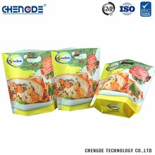 Laminated Material New Products China Manufacturer Eco Friendly Pouch With Handle