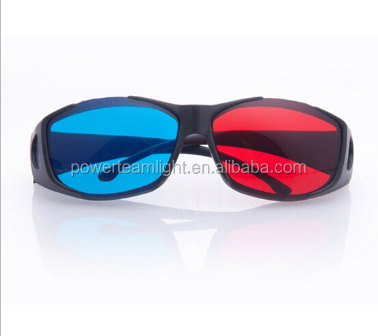 red blue cyan 3d glasses computer games 3d glasses